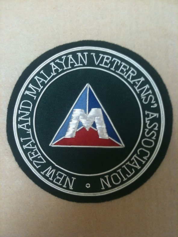 NZMVA Round Bullion Badge